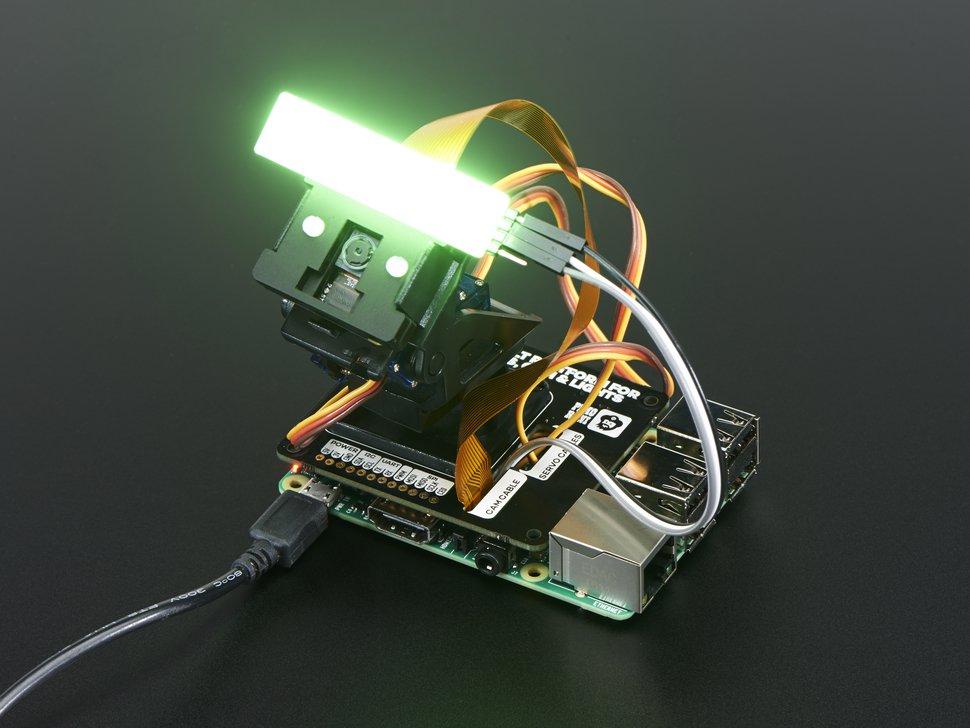 Pimoroni PiGlow Für Raspberry Pi add on board 18 individually controllable LEDs