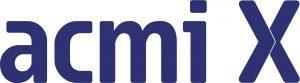 Logo of ACMI X